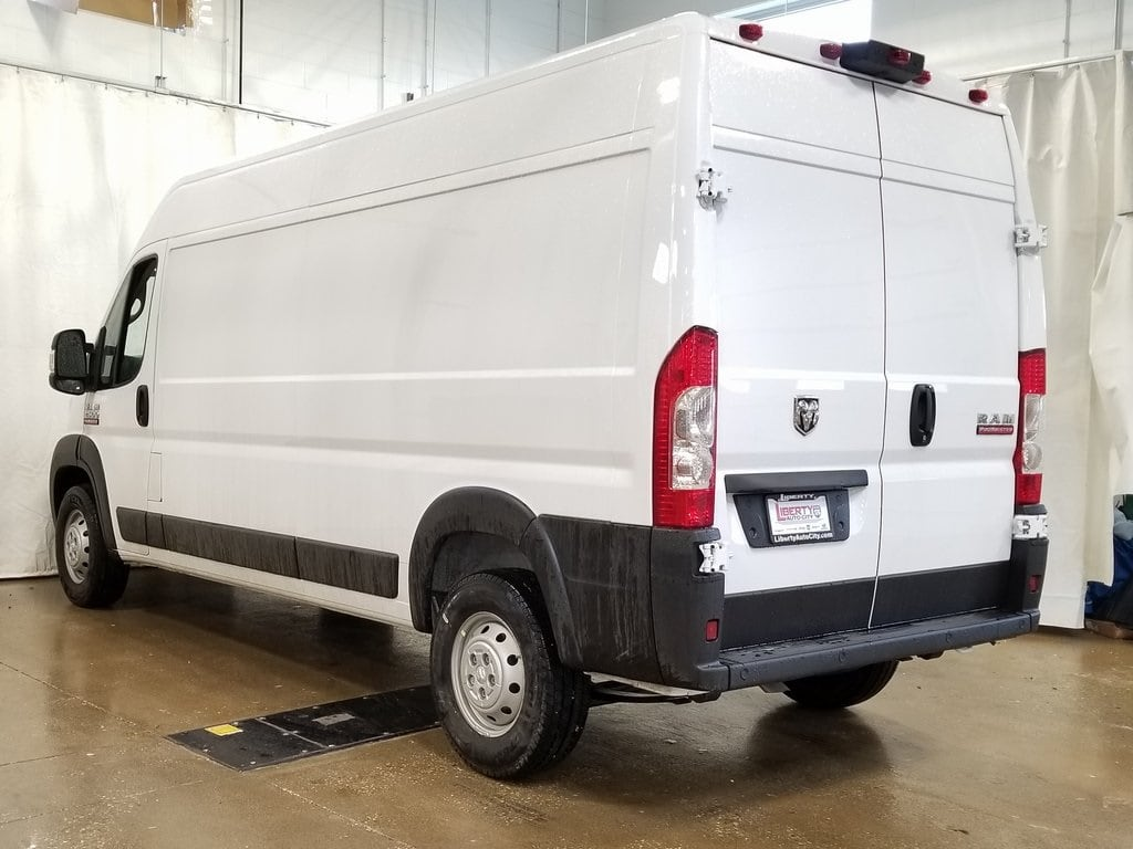 2019 ProMaster 2500 High Roof FWD,  Empty Cargo Van #619059 - photo 5