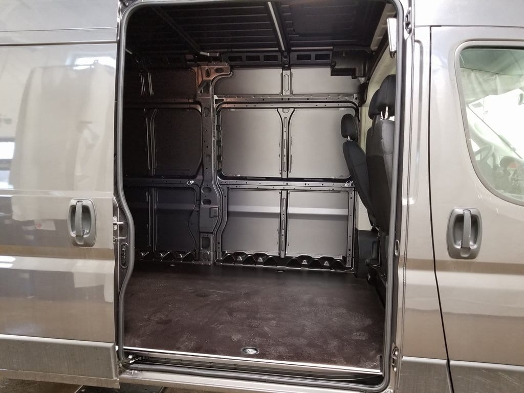 2019 ProMaster 3500 High Roof FWD,  Empty Cargo Van #619060 - photo 9