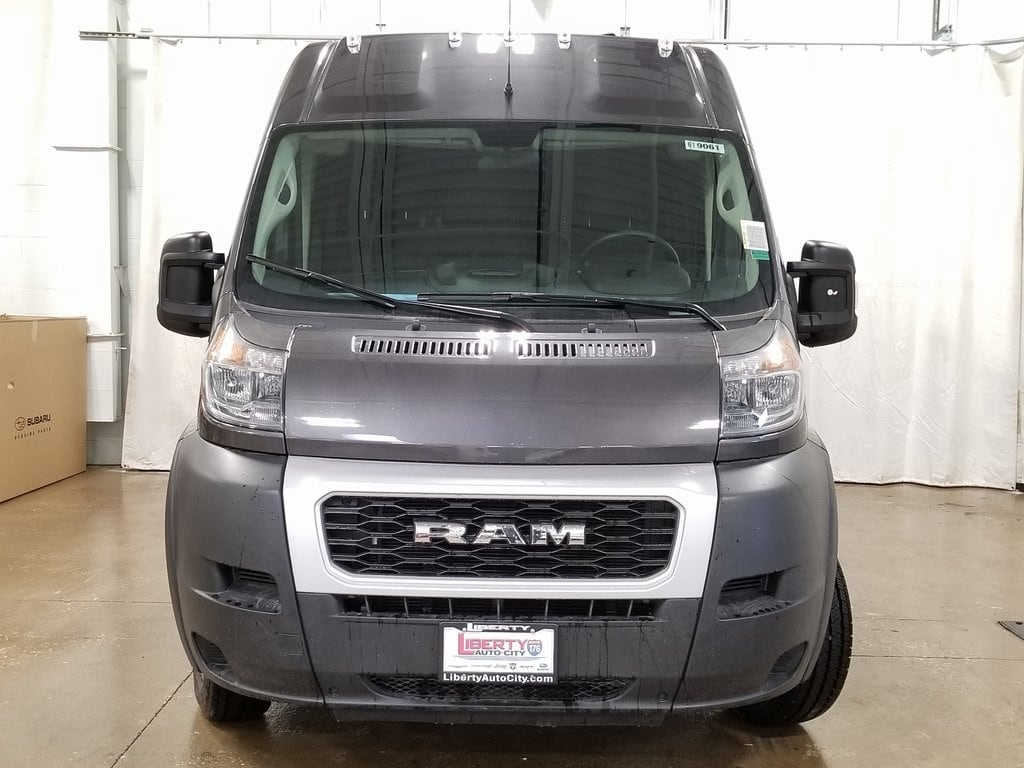 2019 ProMaster 2500 High Roof FWD,  Empty Cargo Van #619061 - photo 3