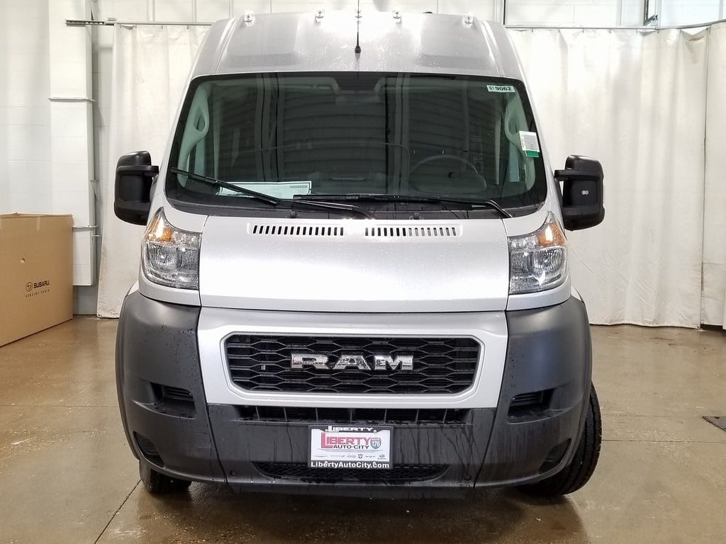 2019 ProMaster 2500 High Roof FWD,  Empty Cargo Van #619062 - photo 3