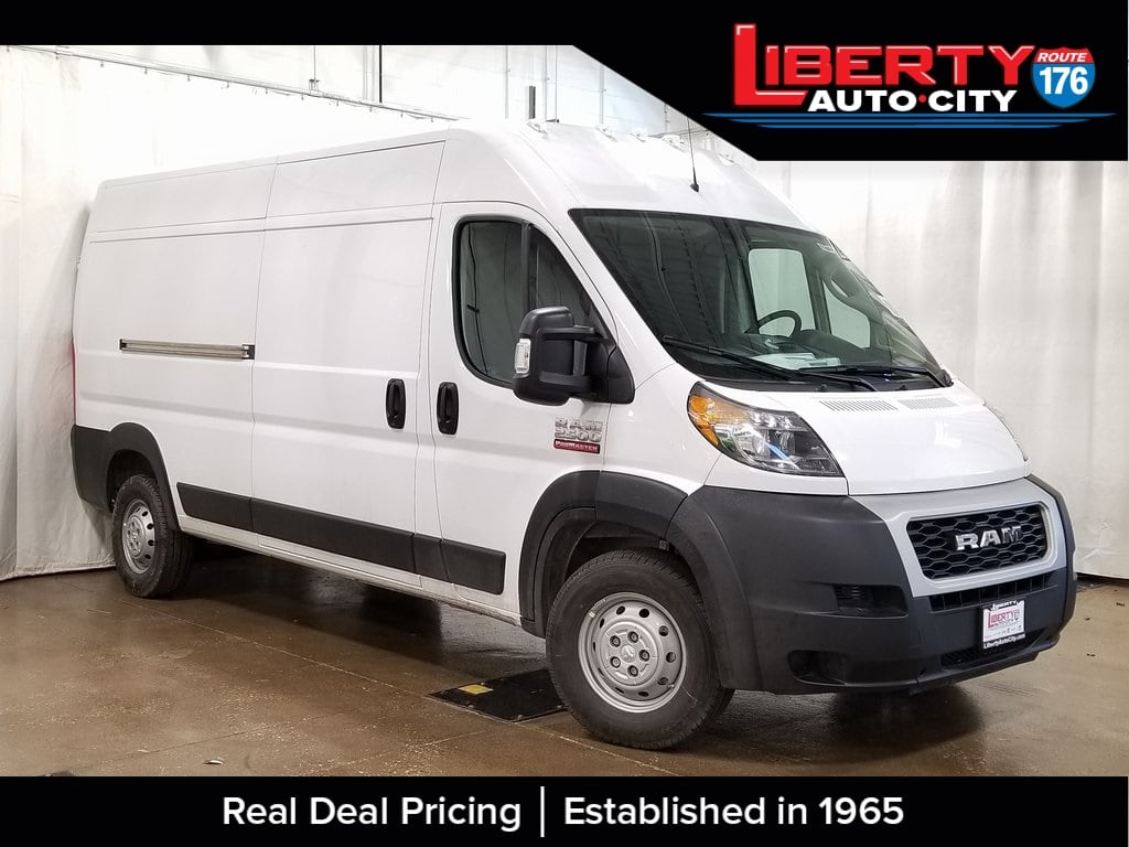 2019 ProMaster 2500 High Roof FWD,  Empty Cargo Van #619064 - photo 1