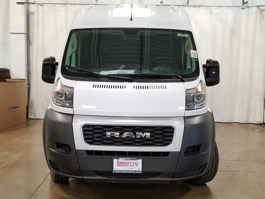 2019 ProMaster 2500 High Roof FWD,  Empty Cargo Van #619064 - photo 3
