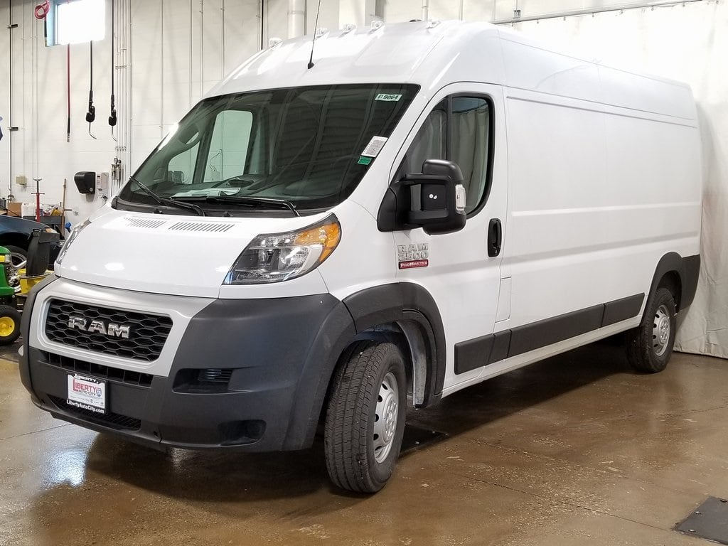 2019 ProMaster 2500 High Roof FWD,  Empty Cargo Van #619064 - photo 4