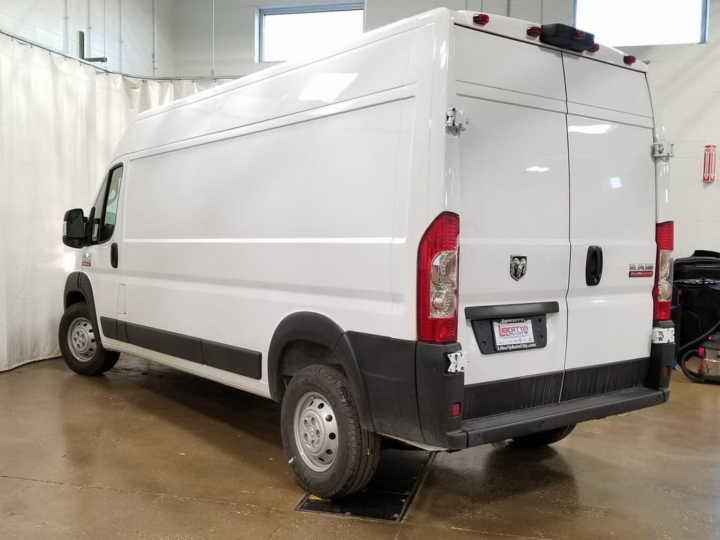 2019 ProMaster 2500 High Roof FWD,  Empty Cargo Van #619064 - photo 7