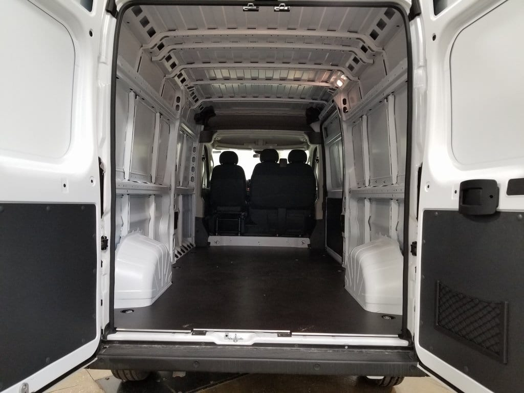 2019 ProMaster 2500 High Roof FWD,  Empty Cargo Van #619064 - photo 2