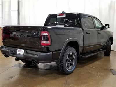 2019 Ram 1500 Crew Cab 4x4,  Pickup #619065 - photo 2