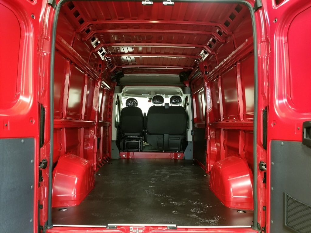2019 ProMaster 2500 High Roof FWD,  Empty Cargo Van #619066 - photo 2