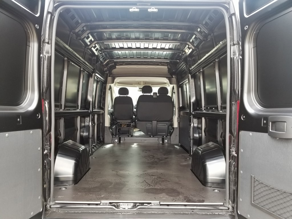 2019 ProMaster 2500 High Roof FWD,  Empty Cargo Van #619073 - photo 2