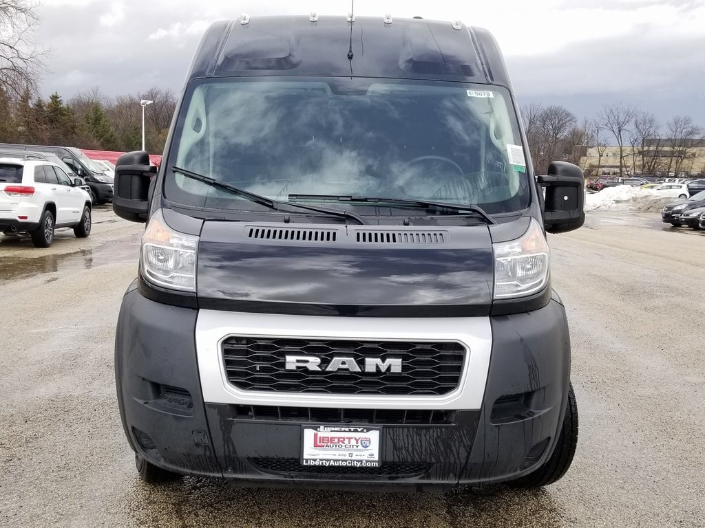 2019 ProMaster 2500 High Roof FWD,  Empty Cargo Van #619073 - photo 3