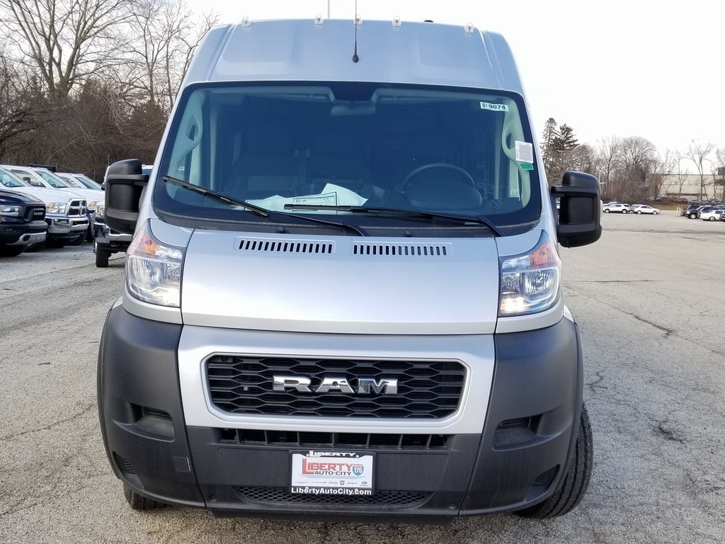 2019 ProMaster 3500 High Roof FWD,  Empty Cargo Van #619074 - photo 3