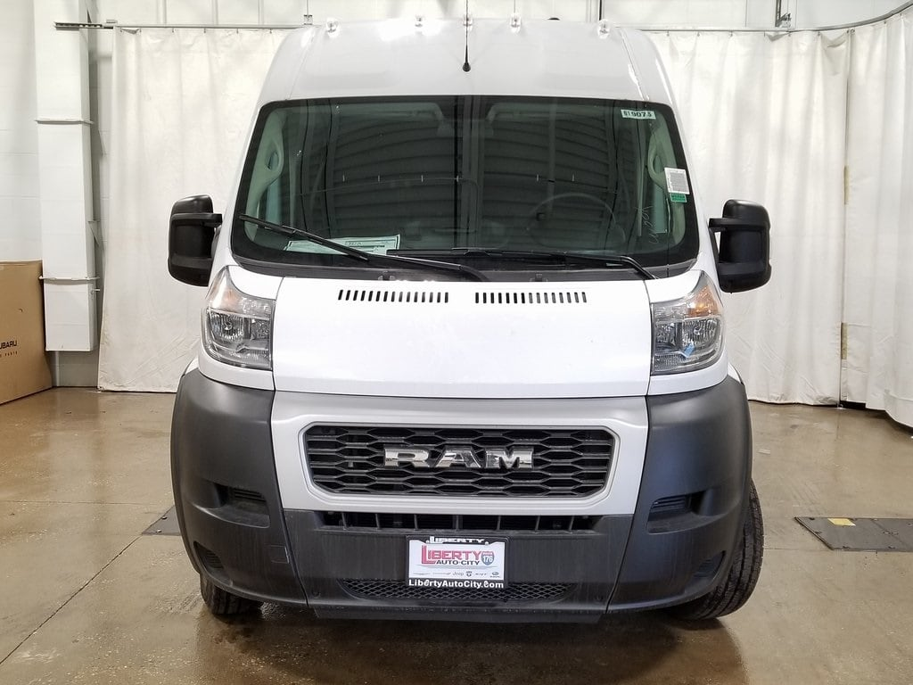2019 ProMaster 3500 High Roof FWD,  Empty Cargo Van #619075 - photo 3