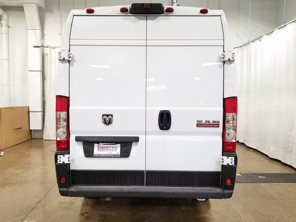 2019 ProMaster 3500 High Roof FWD,  Empty Cargo Van #619075 - photo 7