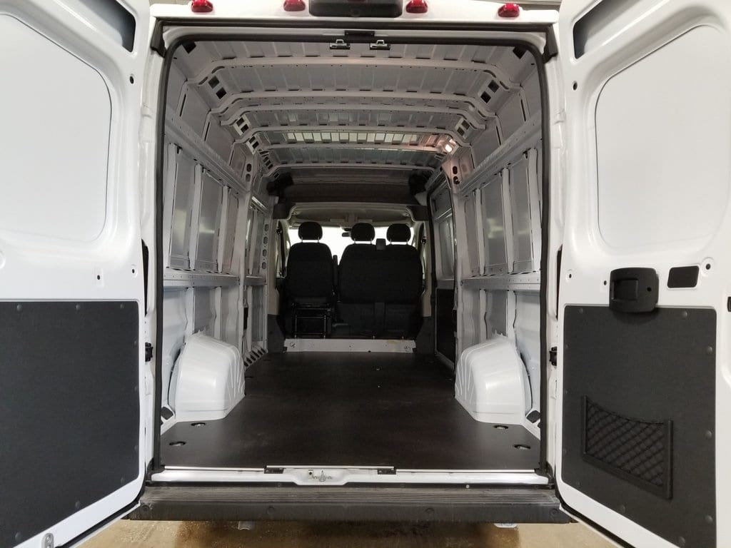 2019 ProMaster 3500 High Roof FWD,  Empty Cargo Van #619075 - photo 2