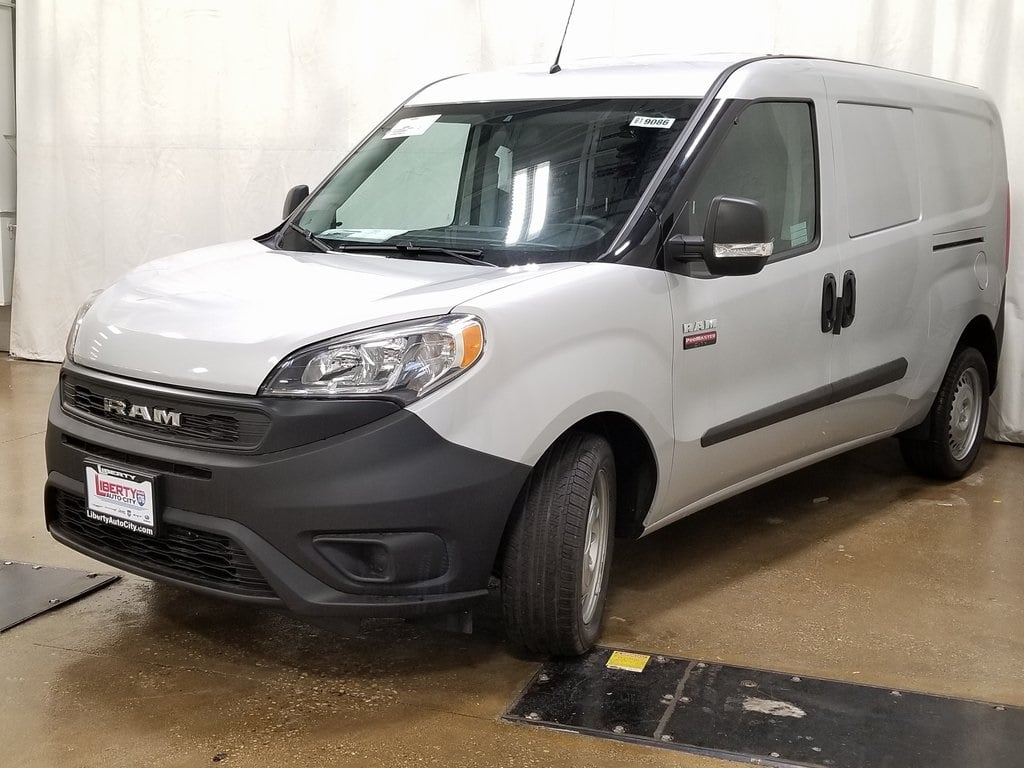 2019 ProMaster City FWD,  Empty Cargo Van #619086 - photo 4