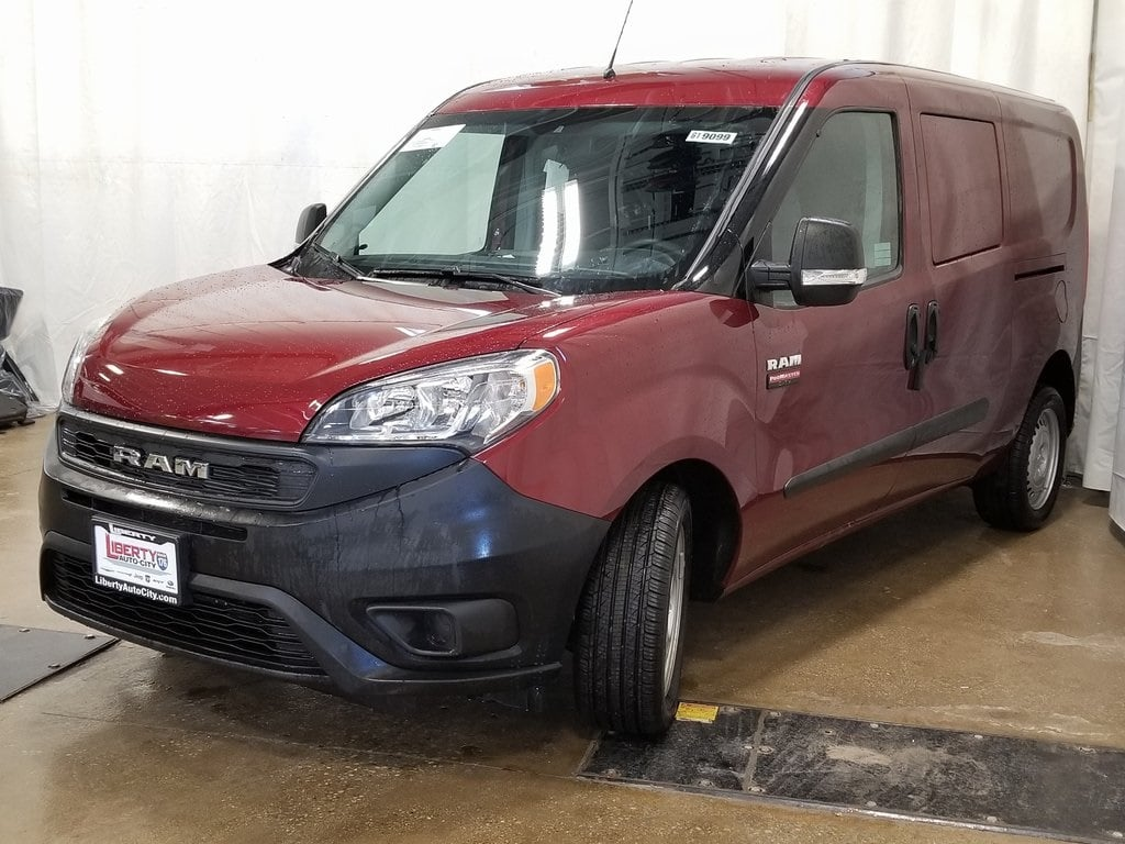 2019 ProMaster City FWD,  Empty Cargo Van #619097 - photo 4