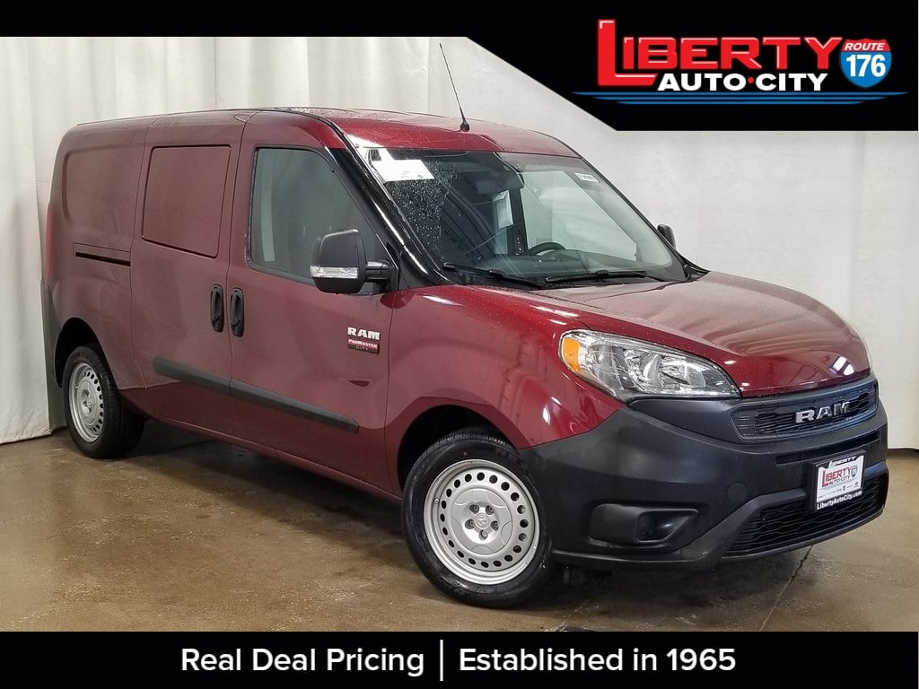 2019 ProMaster City FWD,  Empty Cargo Van #619099 - photo 1