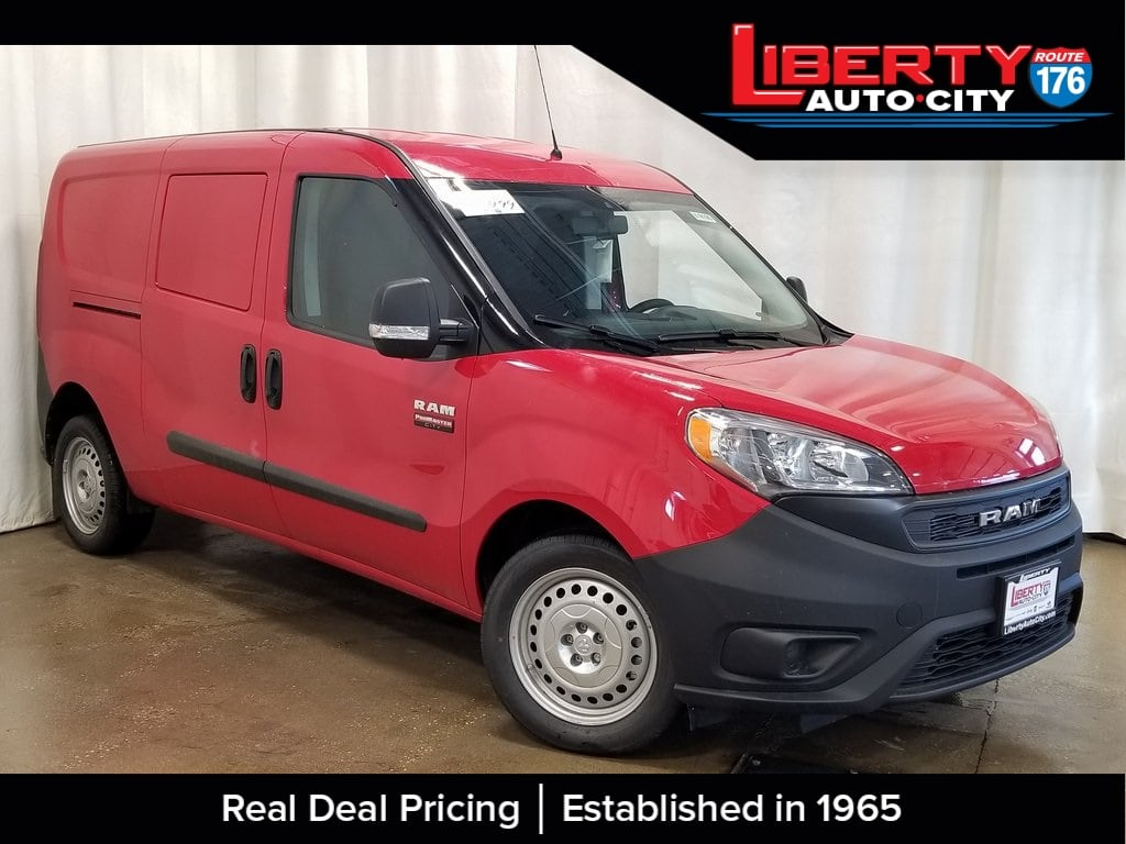2019 ProMaster City FWD,  Empty Cargo Van #619100 - photo 1