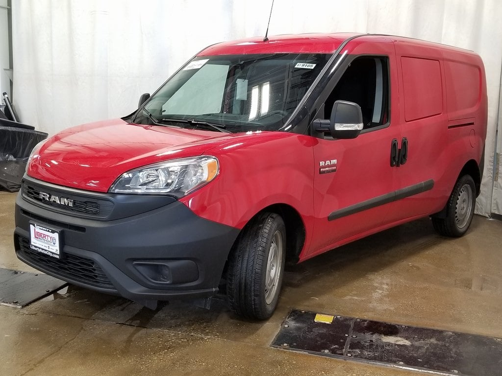 2019 ProMaster City FWD,  Empty Cargo Van #619100 - photo 4