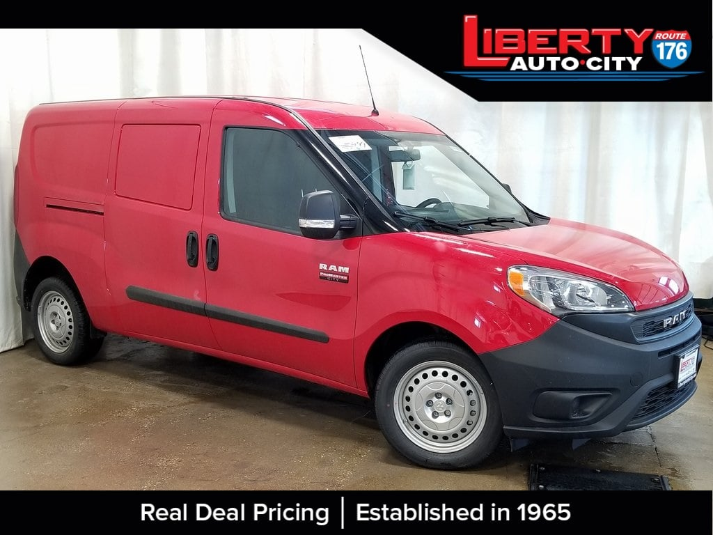 2019 ProMaster City FWD,  Empty Cargo Van #619100 - photo 5