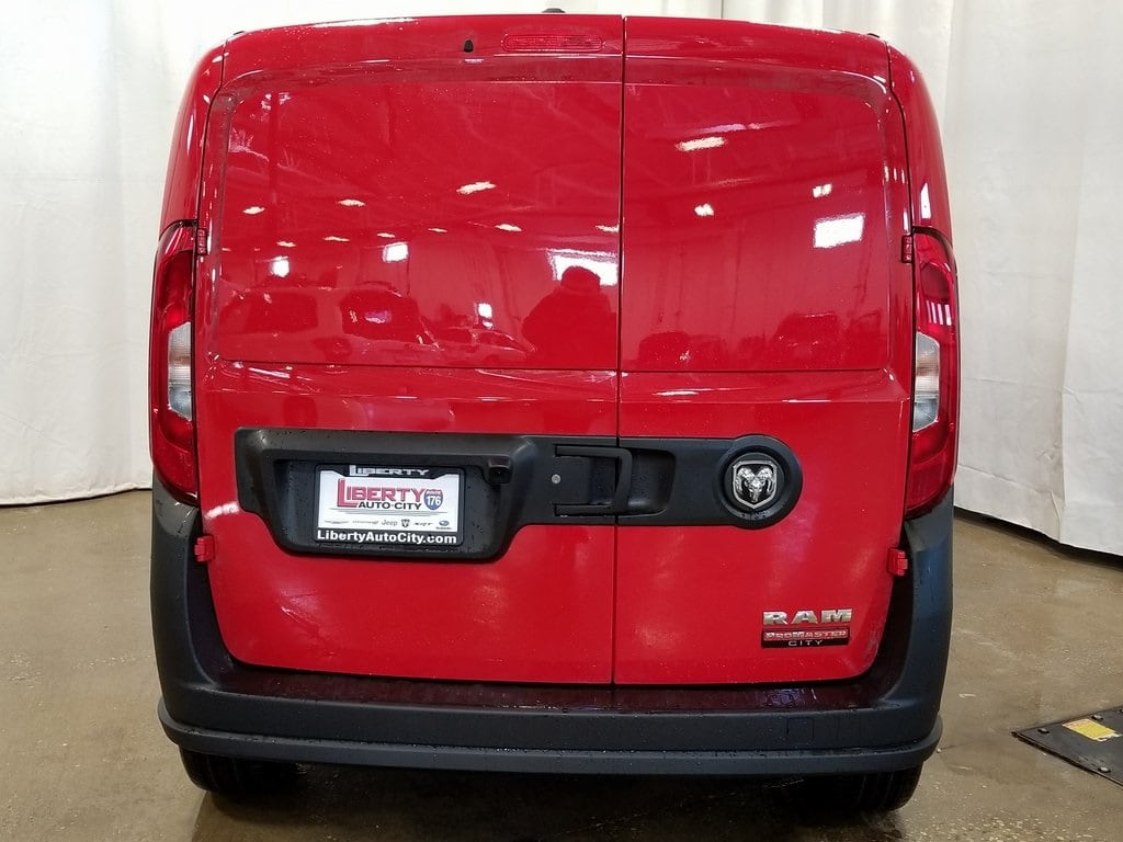 2019 ProMaster City FWD,  Empty Cargo Van #619100 - photo 7