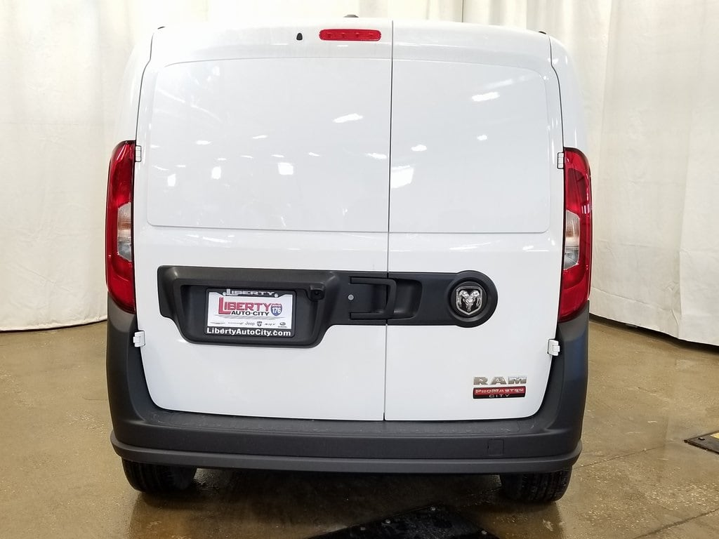 2019 ProMaster City FWD,  Empty Cargo Van #619107 - photo 7