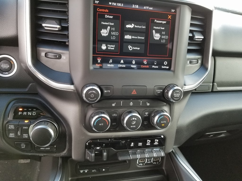 2019 Ram 1500 Quad Cab 4x4,  Pickup #619111 - photo 19