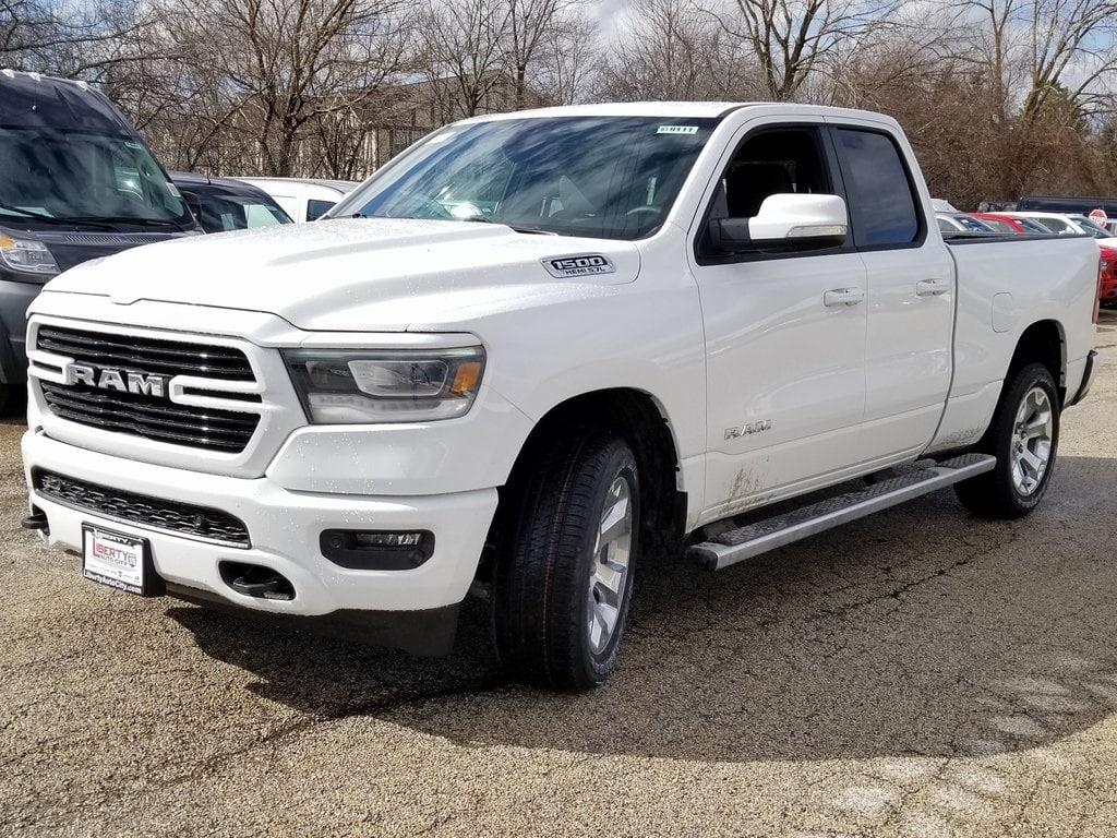 2019 Ram 1500 Quad Cab 4x4,  Pickup #619111 - photo 4
