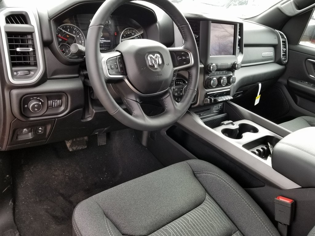 2019 Ram 1500 Quad Cab 4x4,  Pickup #619113 - photo 14