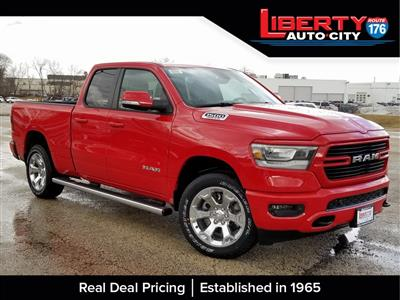 2019 Ram 1500 Quad Cab 4x4,  Pickup #619113 - photo 1
