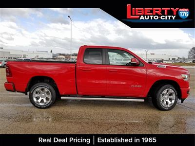 2019 Ram 1500 Quad Cab 4x4,  Pickup #619113 - photo 7