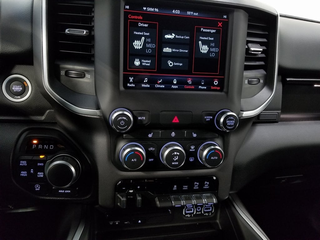 2019 Ram 1500 Quad Cab 4x4,  Pickup #619114 - photo 19