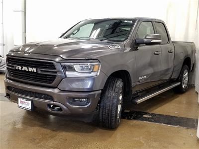 2019 Ram 1500 Quad Cab 4x4,  Pickup #619114 - photo 4
