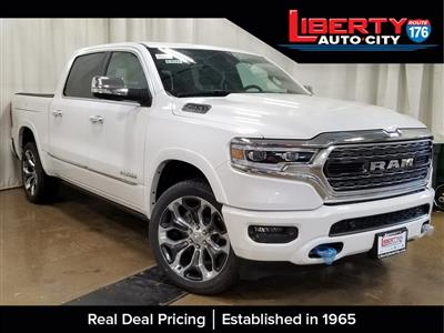 2019 Ram 1500 Crew Cab 4x4,  Pickup #619121 - photo 1