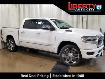 2019 Ram 1500 Crew Cab 4x4,  Pickup #619121 - photo 5