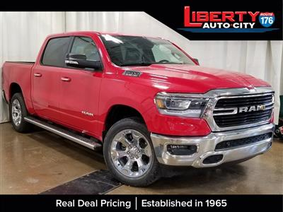 2019 Ram 1500 Crew Cab 4x4, Pickup #619125 - photo 1