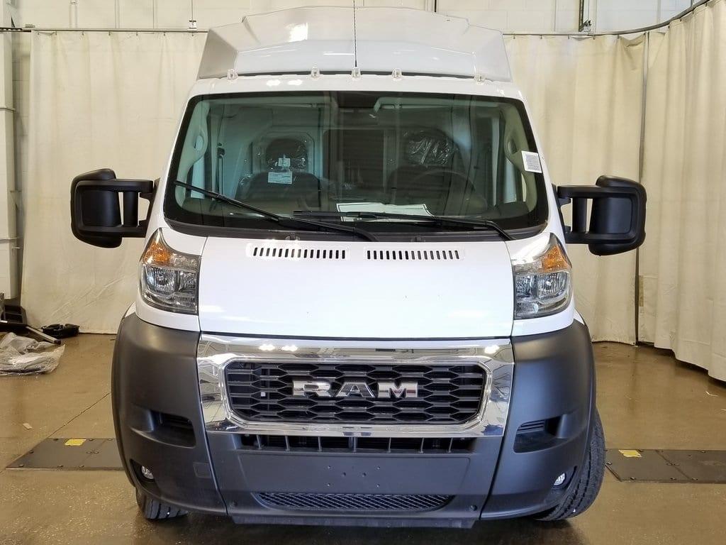 2019 ProMaster 3500 Standard Roof FWD,  Knapheide KUV Service Utility Van #619131 - photo 3