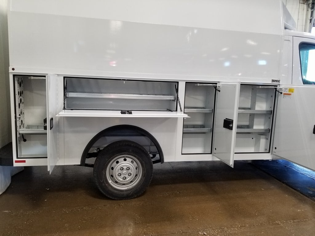 2019 ProMaster 3500 Standard Roof FWD,  Knapheide KUV Service Utility Van #619131 - photo 6
