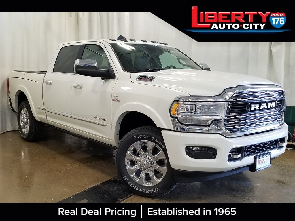 2019 Ram 2500 Crew Cab 4x4,  Pickup #619138 - photo 1