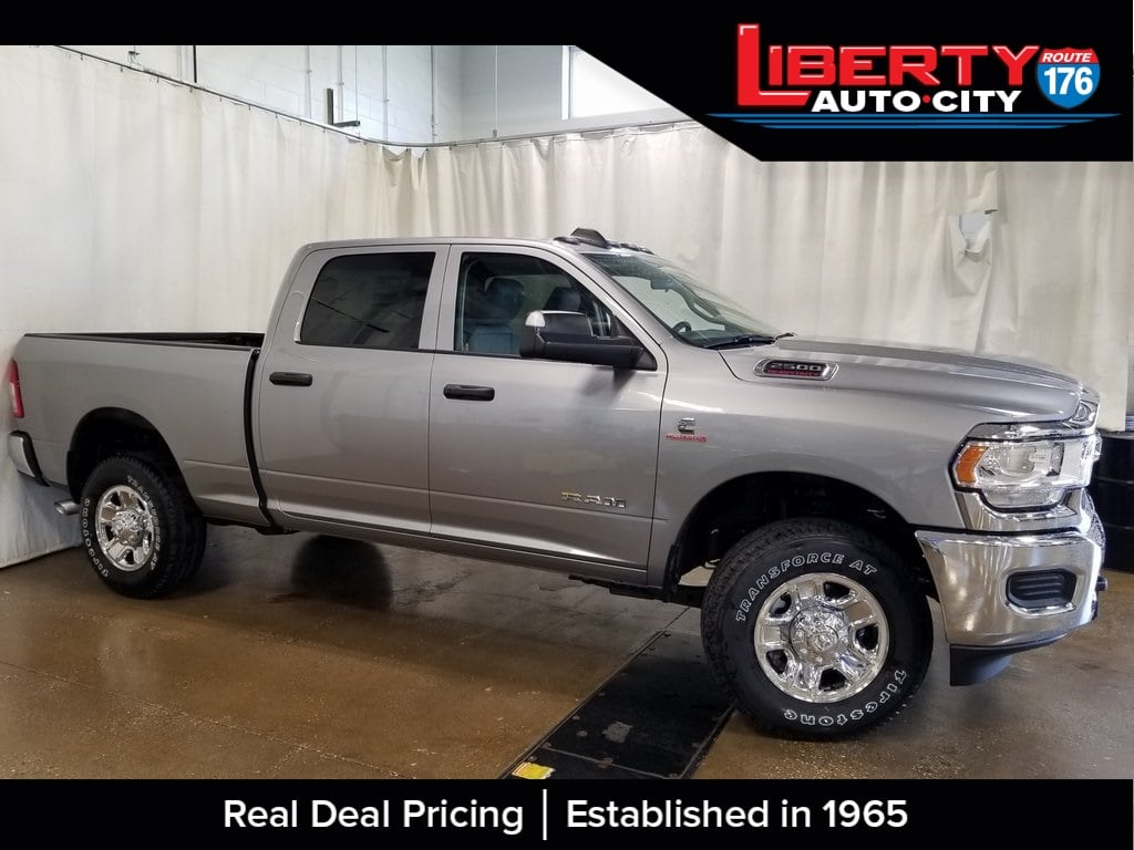 2019 Ram 2500 Crew Cab 4x4,  Pickup #619146 - photo 5