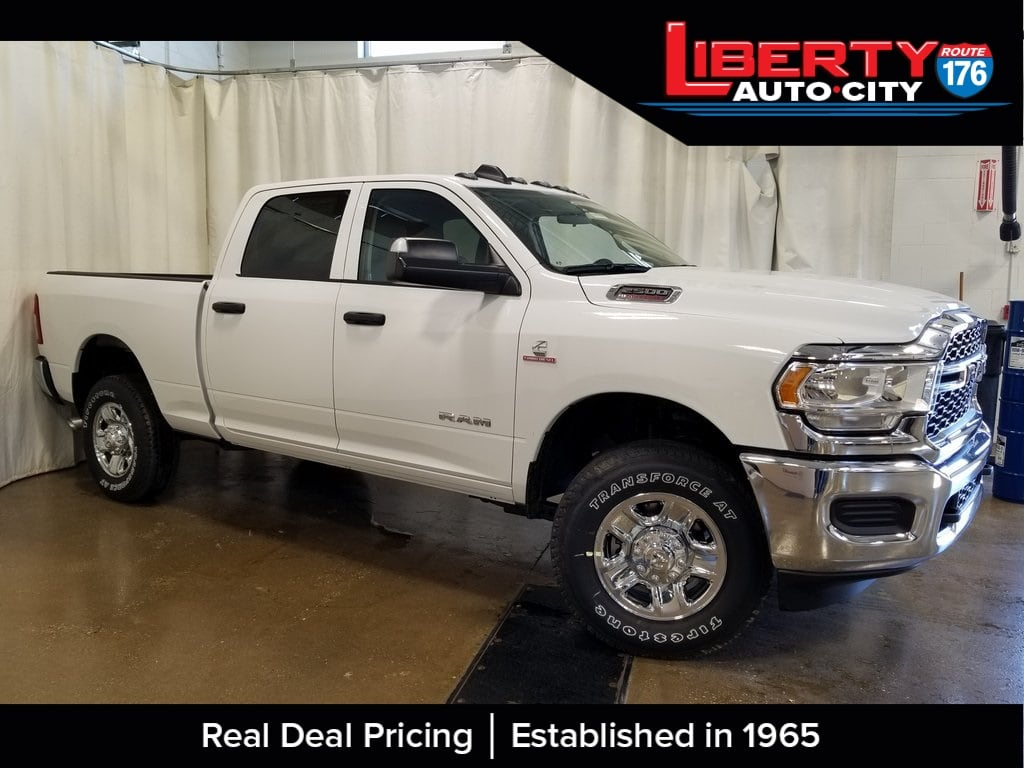 2019 Ram 2500 Crew Cab 4x4,  Pickup #619147 - photo 5