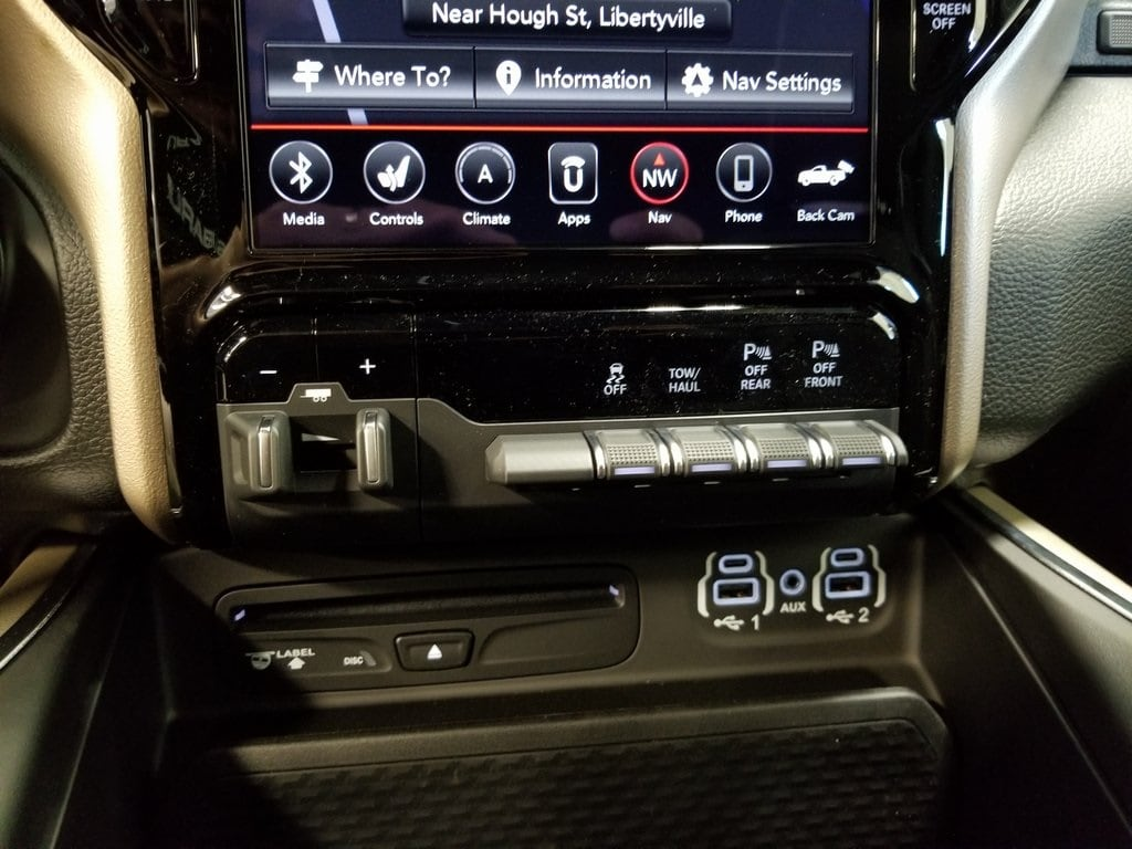 2019 Ram 1500 Crew Cab 4x4,  Pickup #619169 - photo 20