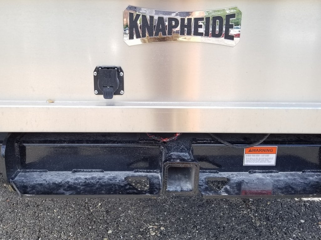 2019 Ram 5500 Crew Cab DRW 4x4,  Knapheide Aluminum PGNB Gooseneck Platform Body #619172 - photo 7
