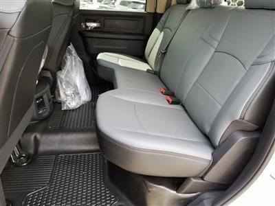2019 Ram 5500 Crew Cab DRW 4x4,  Knapheide Aluminum PGNB Gooseneck Platform Body #619172 - photo 9