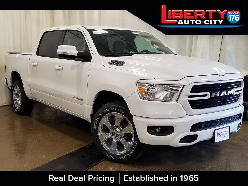 2019 Ram 1500 Crew Cab 4x4,  Pickup #619174 - photo 1