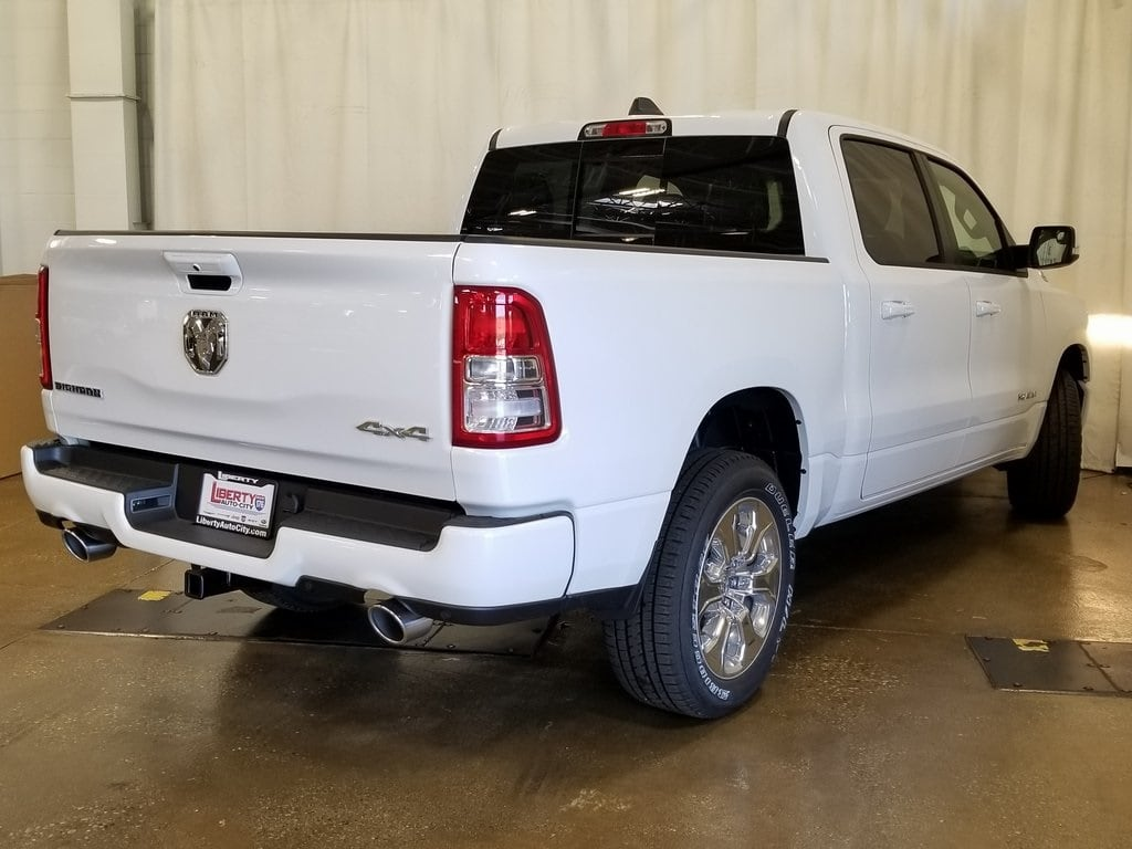 2019 Ram 1500 Crew Cab 4x4,  Pickup #619174 - photo 2