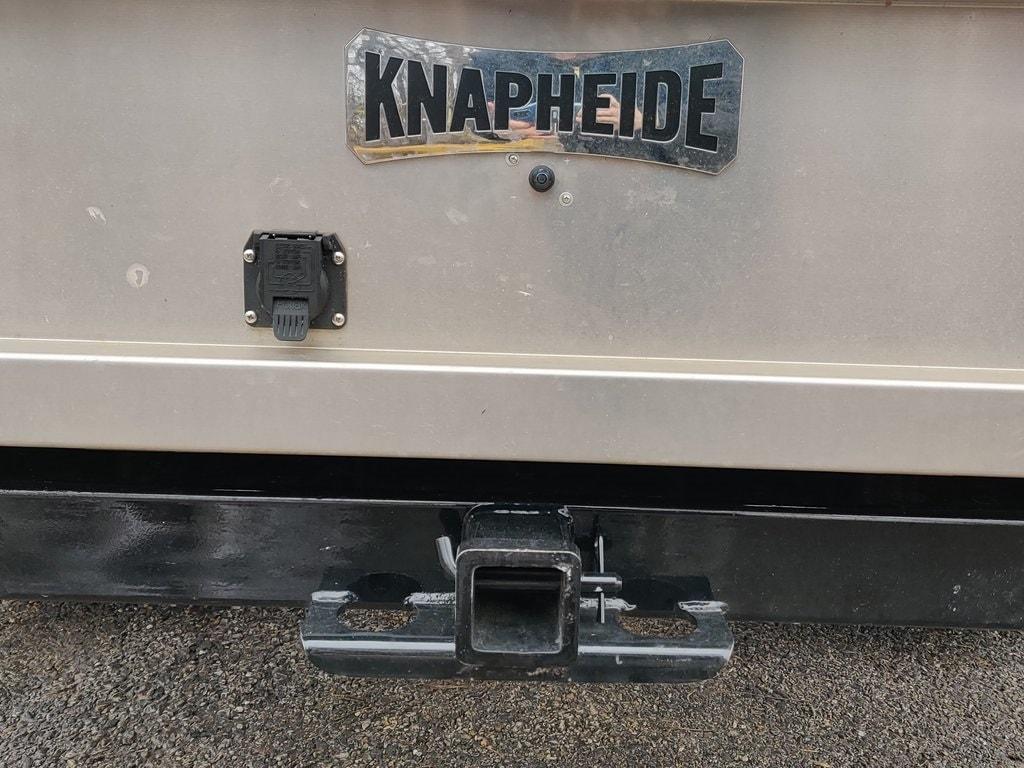 2019 Ram 5500 Crew Cab DRW 4x4, Knapheide Aluminum PGNB Gooseneck Platform Body #619176 - photo 7