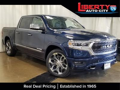 2019 Ram 1500 Crew Cab 4x4,  Pickup #619189 - photo 1