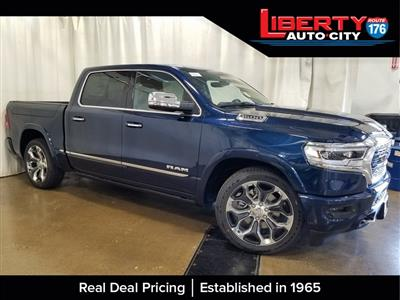 2019 Ram 1500 Crew Cab 4x4,  Pickup #619189 - photo 5