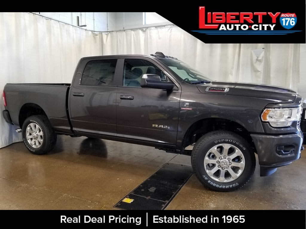 2019 Ram 2500 Crew Cab 4x4, Pickup #619200 - photo 5