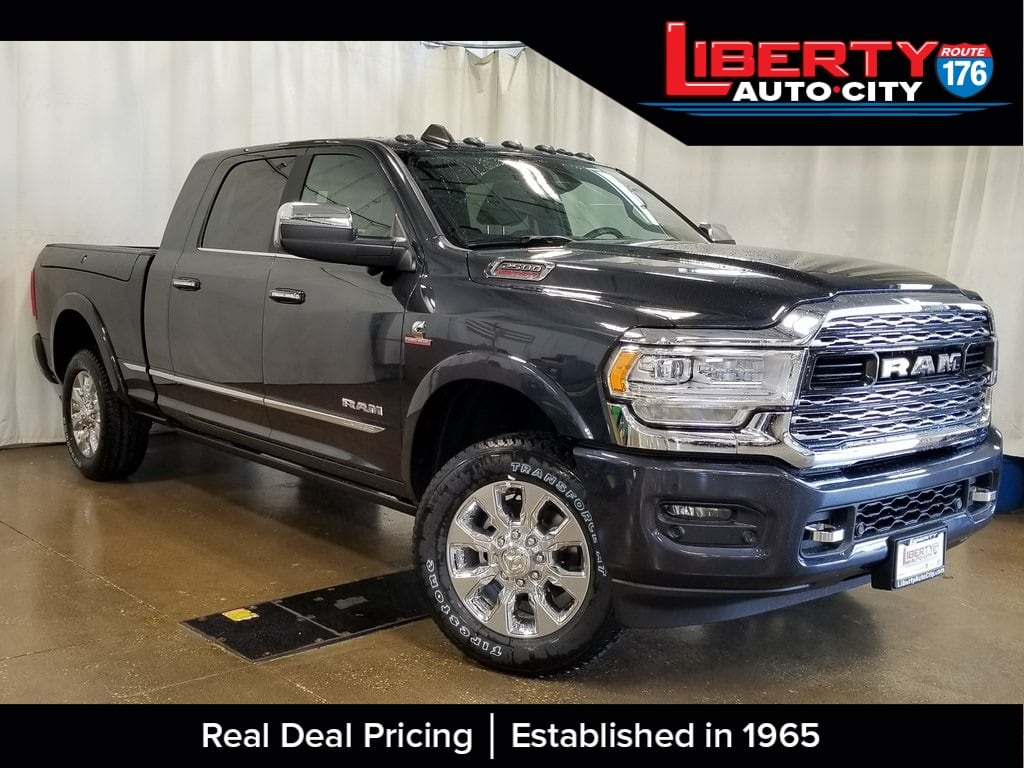 2019 Ram 2500 Mega Cab 4x4,  Pickup #619204 - photo 1